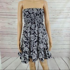 Moda International Dress Strapless XS